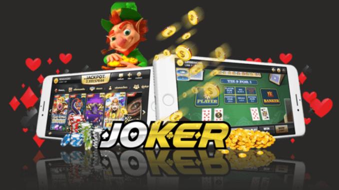 joker gaming เว็บไซต์เกมเดิมพันที่ดูดดึงผู้เล่นมากมาย